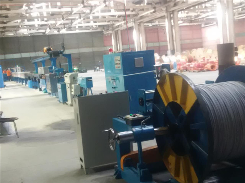 Gemwell silicone co-extrusion line has been successful installed and