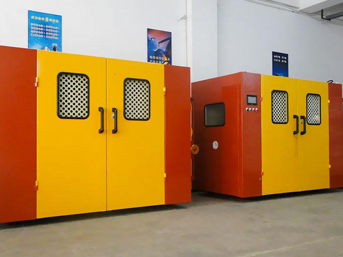 Triple Twist Machine Gemwell Machinery